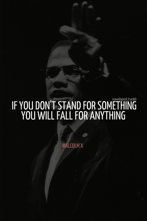 Stand For Something quote #1