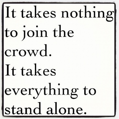 Stand For Something quote #2