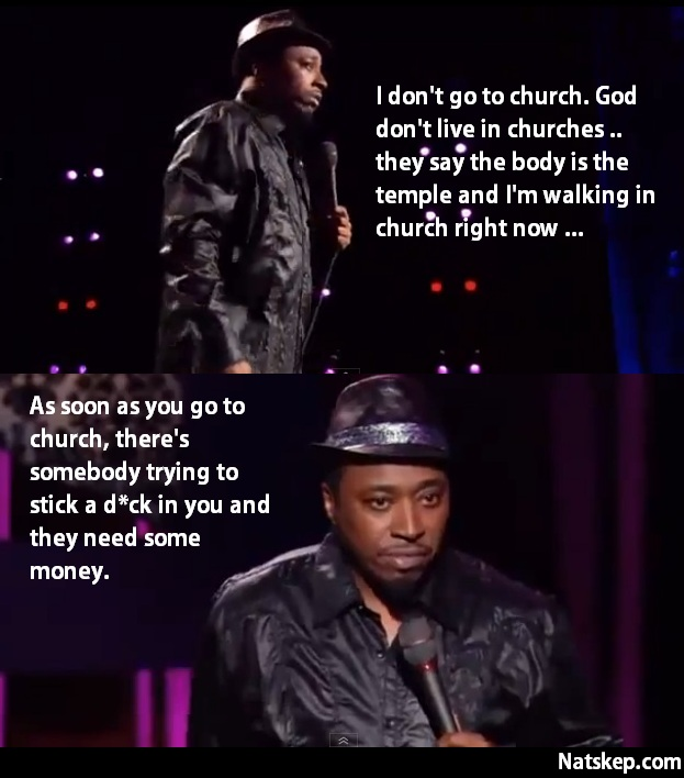 Stand-Up Comedy quote #1