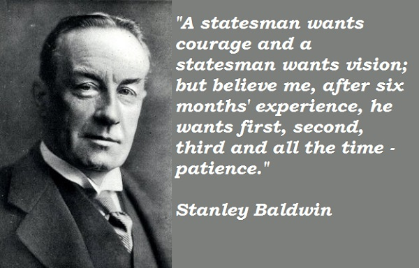 Stanley Baldwin's quote #6