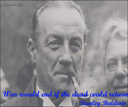 Stanley Baldwin's quote #4