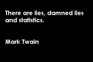 Statistics quote #7