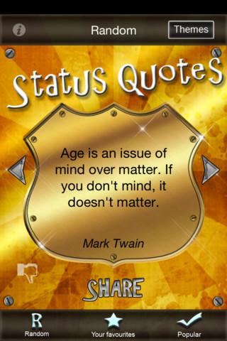 Status quote #6