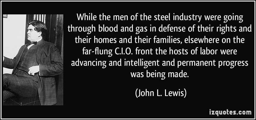 Steel Industry quote