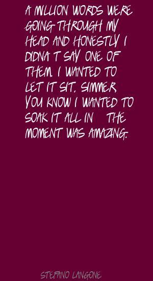 Stefano Langone's quote #3