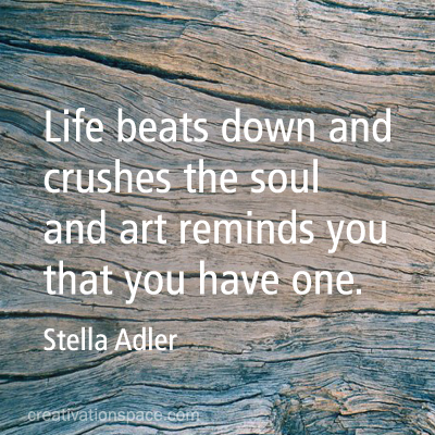 Stella Adler's quote #4