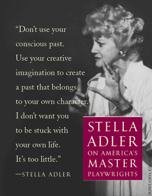Stella Adler's quote #2