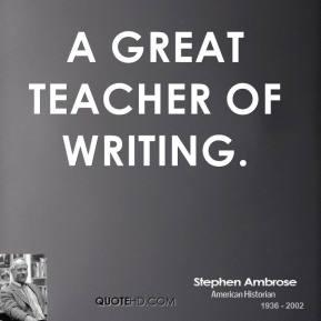 Stephen Ambrose's quote #6
