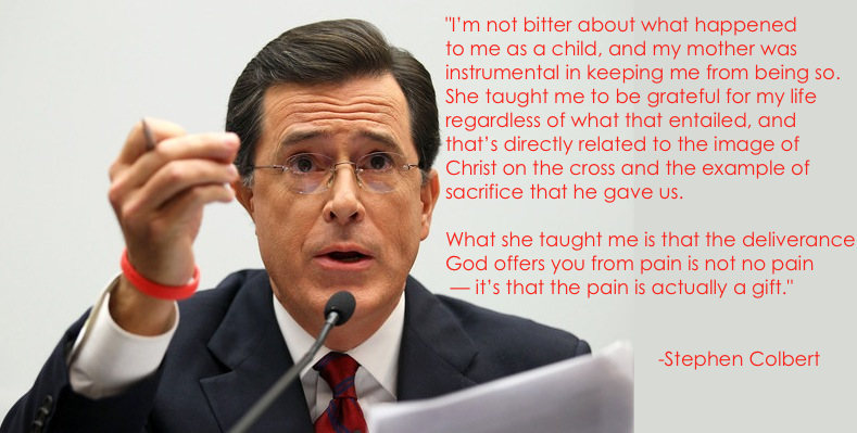 Stephen Colbert's quote #2
