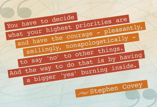 Stephen Covey's quote #4