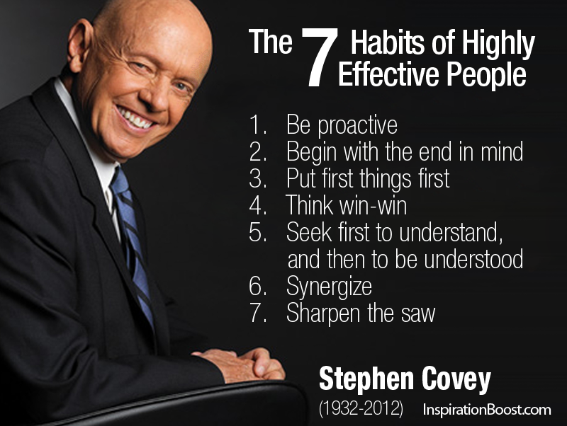 Stephen Covey's quote #5