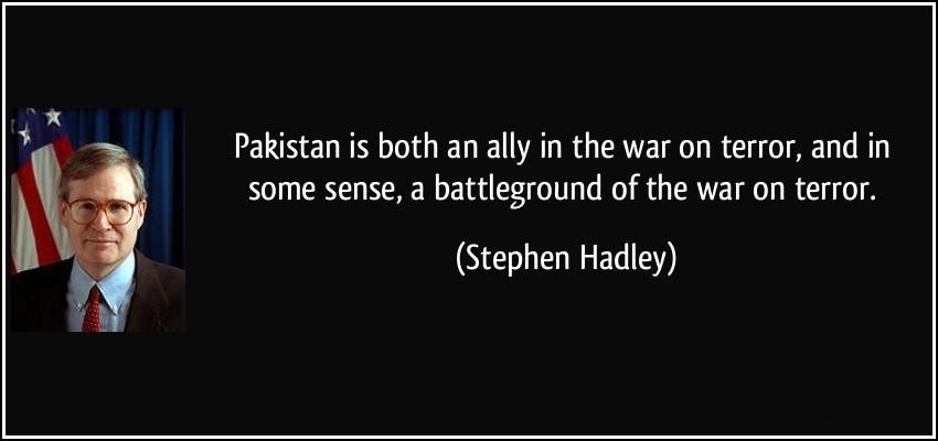 Stephen Hadley's quote #5