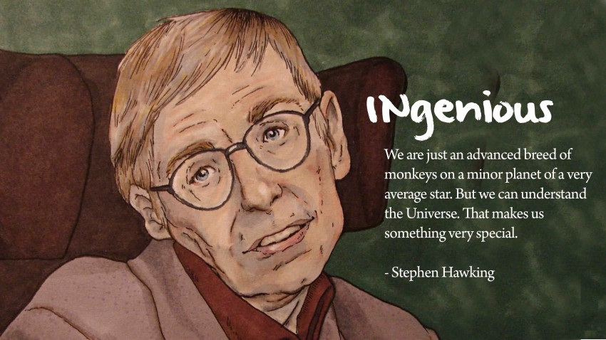 Stephen Hawking's quote #5