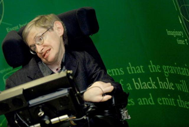 Stephen Hawking's quote #8