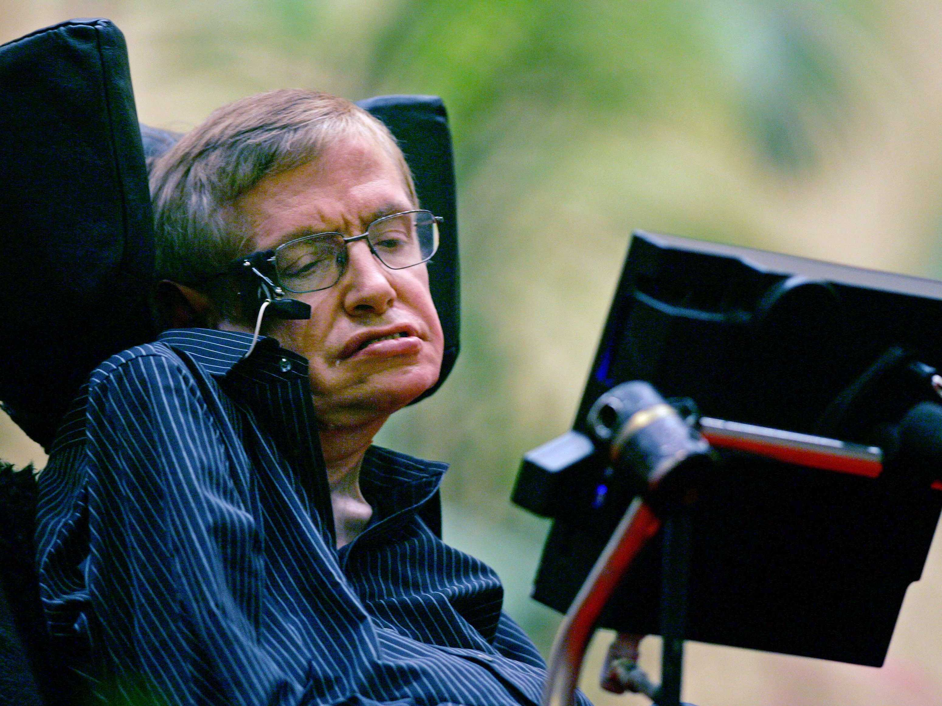 Stephen Hawking's quote #2