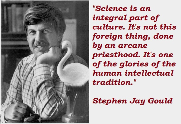 Stephen Jay Gould's quote #3