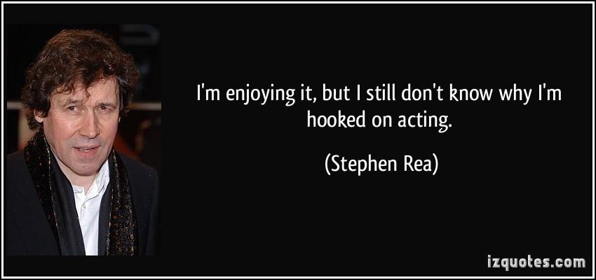 Stephen Rea's quote #6
