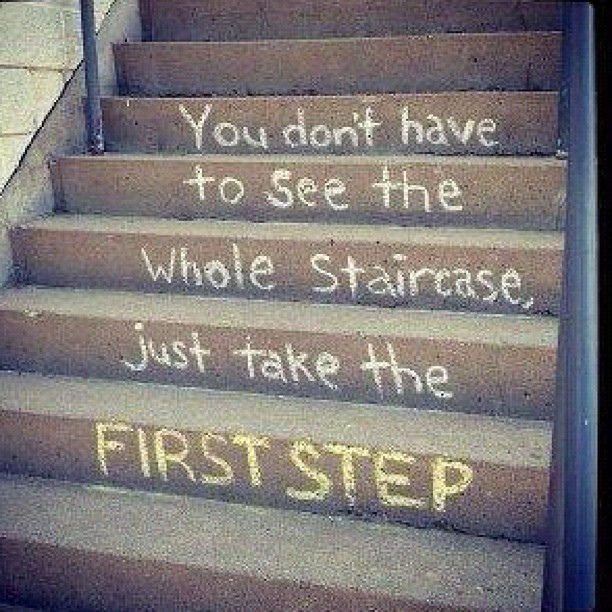 Steps quote #5