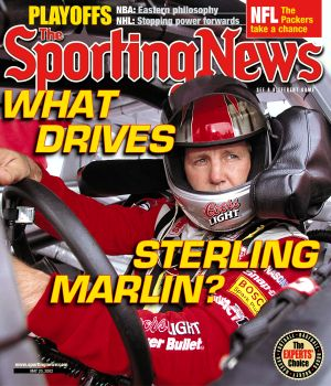Sterling Marlin's quote #1