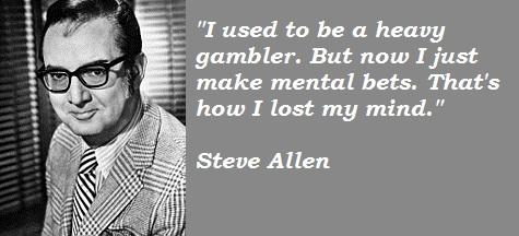 Steve Allen's quote #2