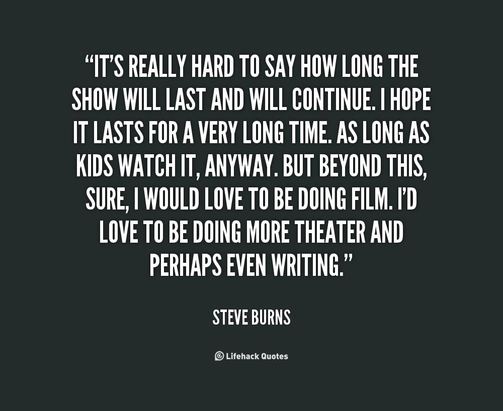 Steve Burns's quote #8