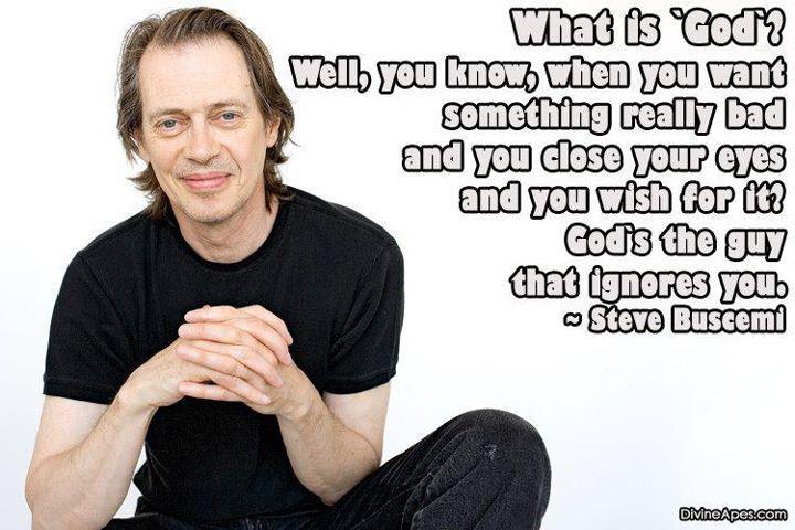 Steve Buscemi's quote #4