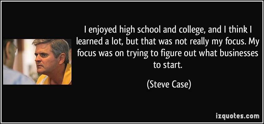 Steve Case's quote #3
