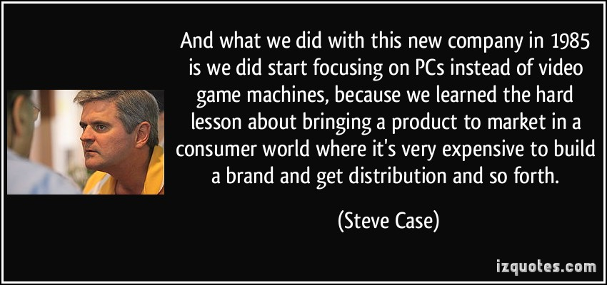 Steve Case's quote #6