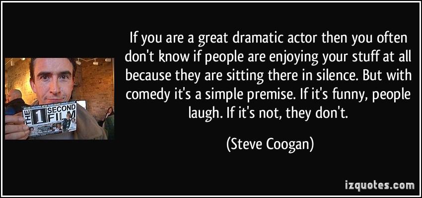 Steve Coogan's quote #2