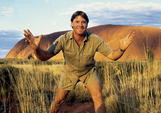 Steve Irwin's quote #5