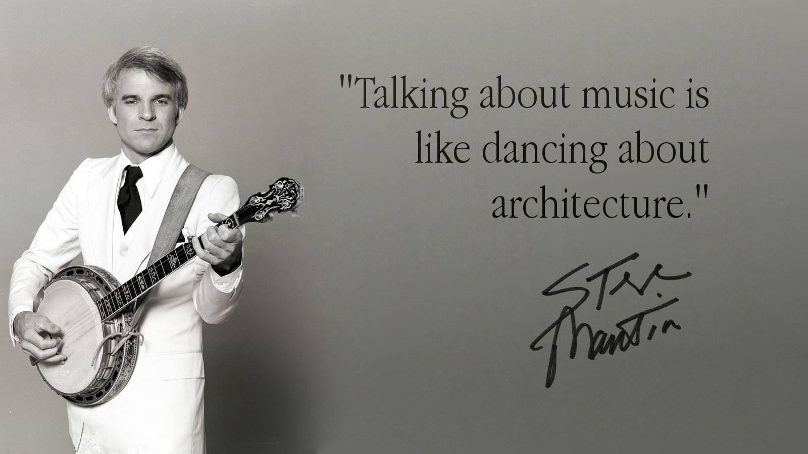 Steve Martin quote #2