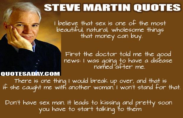 Steve Martin quote #1
