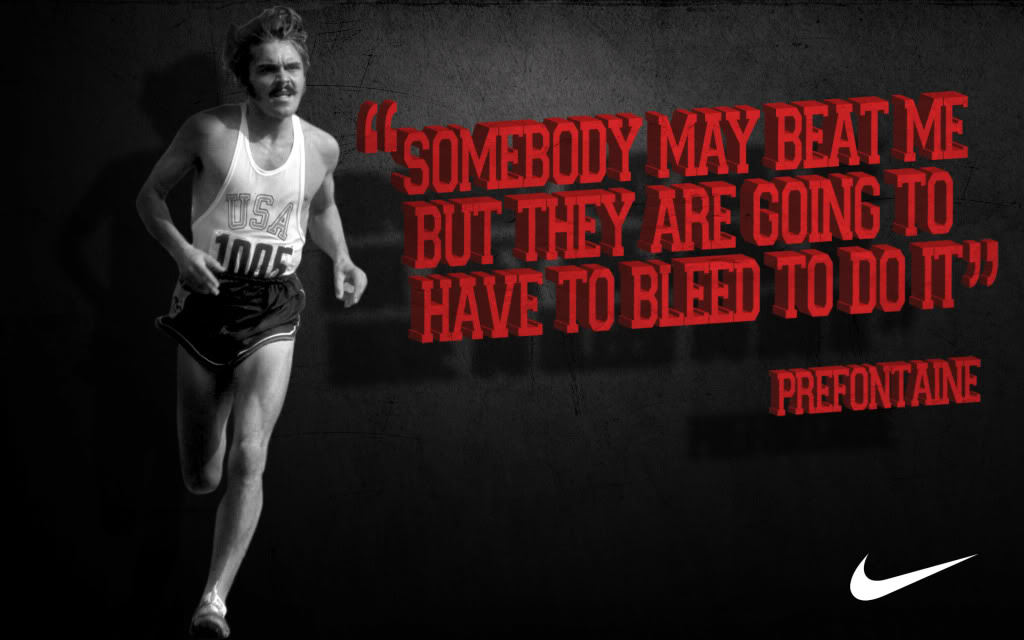 Steve Prefontaine's quote #2