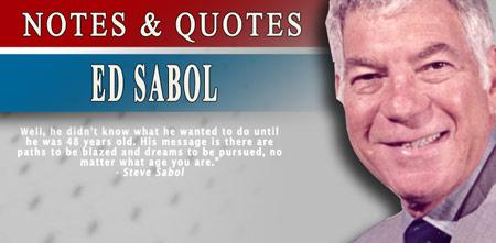 Steve Sabol's quote #1