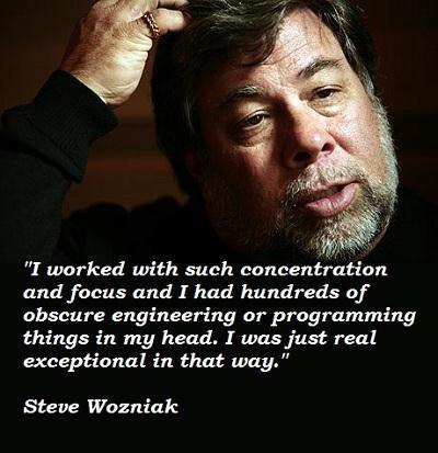 Steve Wozniak's quote #4