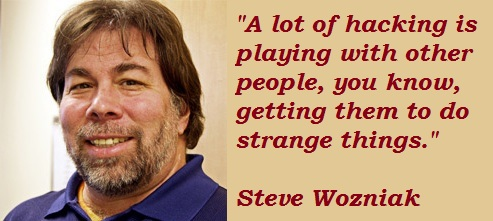 Steve Wozniak's quote #5