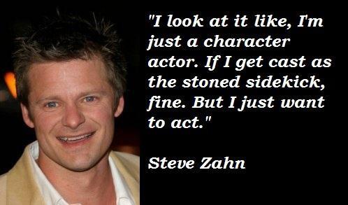 Steve Zahn's quote #3