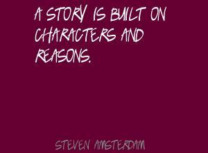 Steven Amsterdam's quote #2