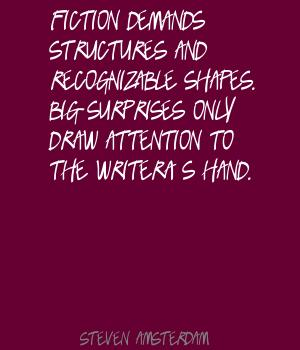 Steven Amsterdam's quote #3
