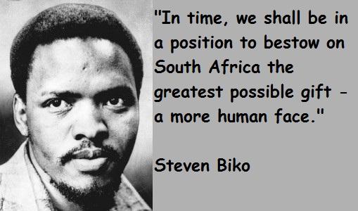 Steven Biko's quote #5