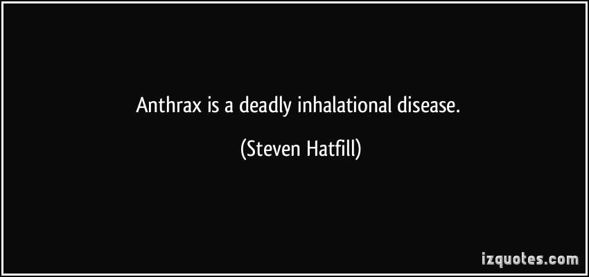 Steven Hatfill's quote #7