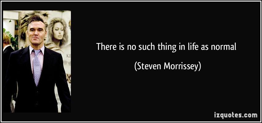 Steven Morrissey's quote #2