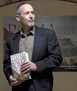 Steven Saylor's quote #2