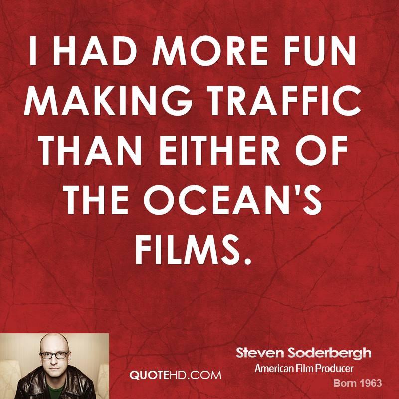 Steven Soderbergh's quote #3