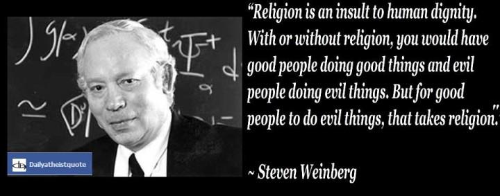 Steven Weinberg's quote #1
