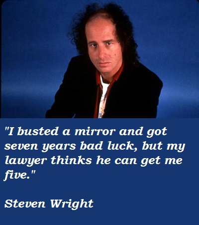 Steven Wright's quote #2