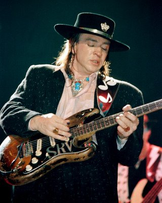 Stevie Ray Vaughan's quote #2