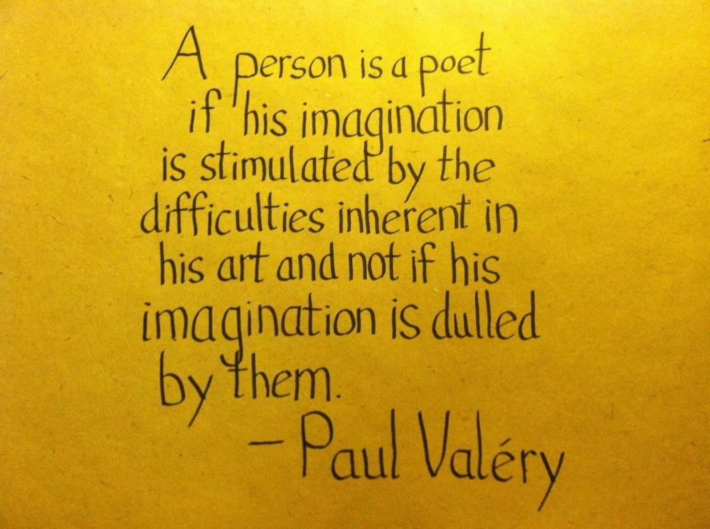 Stimulated quote #1