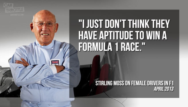Stirling Moss's quote #3