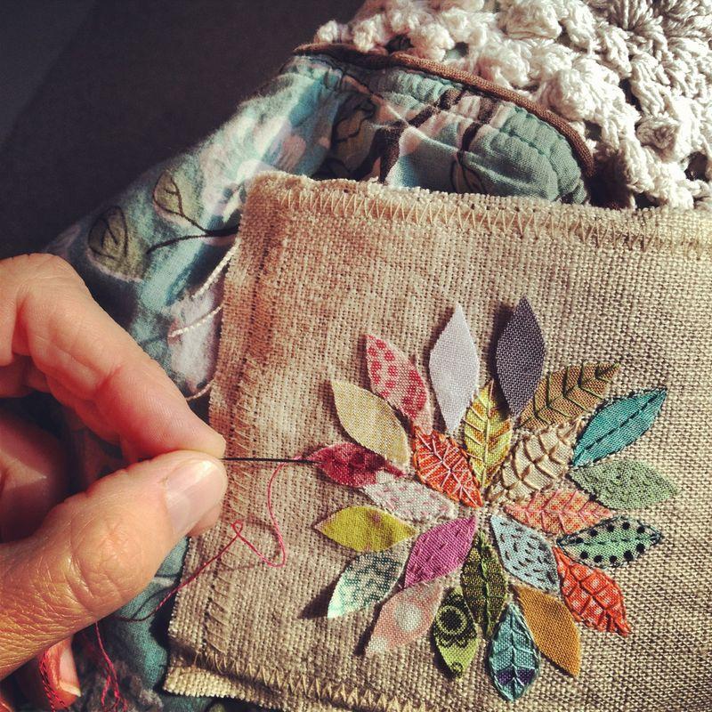 Stitching quote #1